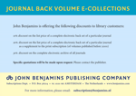 Back volumes e-collection